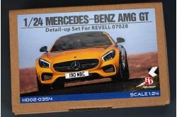 1/24 Mercedes-Benz AMG GT Detail Parts - HD02-0254