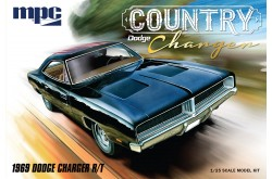 """1/25 1969 Dodge """"Country Charger"""" R/T - MPC 878"""