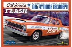 1/25 Butch Leal's 1965 Plymouth Belvedere Sedan - 1222