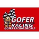 Gofer Racing Decals