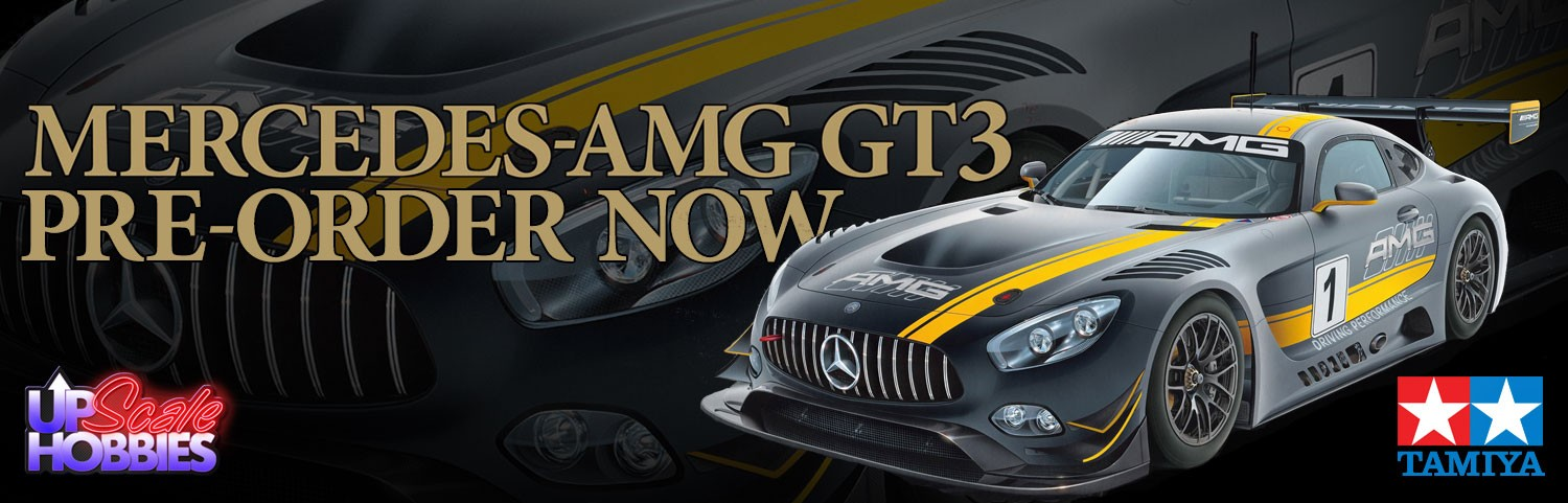 Pre-order Now - Mercedes-AMG GT3