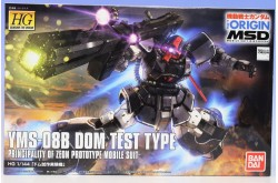 1/144 Gundam The Origin Dom Test Prototype HG - 203226