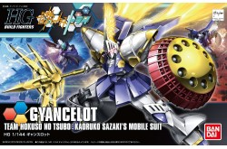 "1/144 ""Gundam Build Fighters"" Gyancelot - 210524"