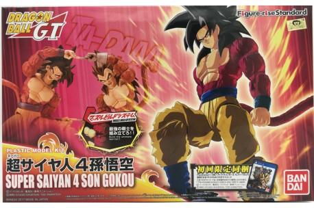 bandai figure rise standard super saiyan 4 son goku 214497 up