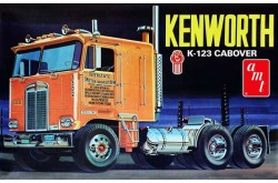 1/25 Kenworth K123 Cabover W/ Free Gofer Decals - 687