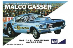 "1/25 ""Ohio"" George Montgomery's MALCO GASSER Mustang - 804"