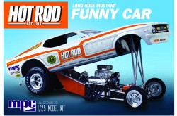 1/25 Hot Rod Ford Mustang Funny Car