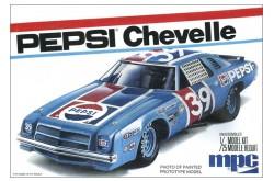 1/25 Pepsi 1975 Chevy Chevelle Stock Car - 808