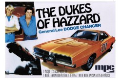 "1/25 The Dukes of Hazzard ""General Lee"""