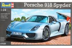 1/24 Porsche 918 Spyder - 80-7026