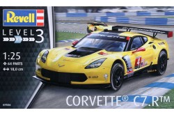 1/25 Corvette C7R - 80-7036