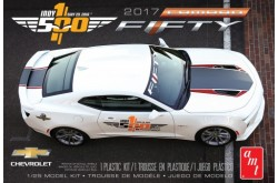 1/25 2017 Chevy Camaro Fifty Pace Car