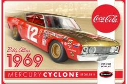 1/25 Bobby Allison 1969 Coca Cola Mercury Cyclone