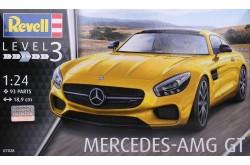 1/24 Mercedes AMG GT - 80-7028