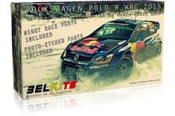 1/24 Volkswagen Polo R WRC 2015 - BEL010