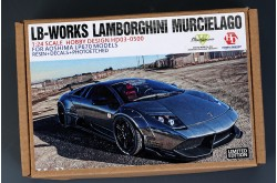 1/24  LB-WORKS lamborghini LP640 Wide Body Kit - HD03-0500