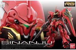 """1/144 MSN-06S Sinanju """"Gundam UC"""" RG - 207590"""