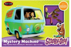1/25 Scooby-Doo Mystery Machine - POL901