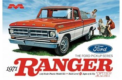 1/25 1971 Ford Ranger Pickup Truck - 1208