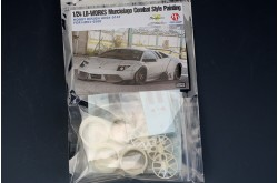 1/24 LB-Works Murcielago Combat Style Painting - HD04-0147