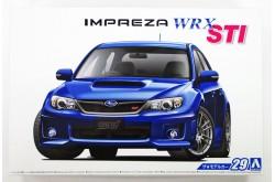 1/24 Subaru GRB Impreza WRX STI '10 - 52358
