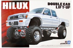 1/24 Hilux Pickup Double Cab Lift Up '94 (TOYOTA) - 50972
