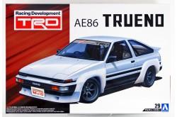 1/24 TRD AE86 Trueno N2 '85 (Toyota) - 53607
