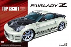 1/24 Top Secret Z33 Fairlady Z '05 (Nissan) - 53645