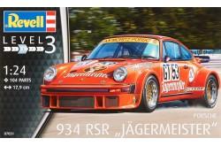 """1/24 Porsche 934 RSR """"Jägermeister"""" - 80-7031"""
