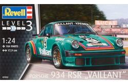 """1/24 Porsche 934 RSR """"Vaillant"""" - 80-7032"""