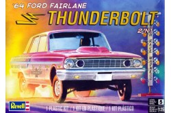 1/25 64 Ford Fairlane Thunderbolt 2 n 1 - 85-4408