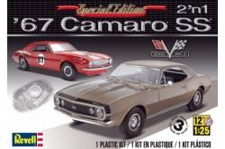 1/25 '67 Camaro SS 2 'n 1 - 85-4936