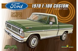 1/24 1970 Ford F-100 Custom Shortbed Pickup