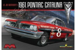 1/25 Joe Weatherly's 1961 Pontiac Catalina