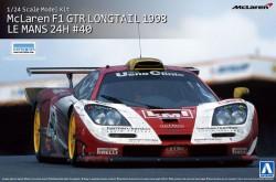 1/24 McLaren F1 GTR Long Tail 1998 Le Mans 24H No.40 - 14196