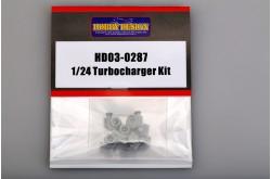 1/24 Turbocharger Kit - HD03-0287