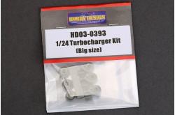 1/24 Turbocharger Kit (Big Size) - HD03-0393