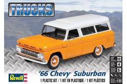 1/25  '66 Chevy Suburban - 85-4409