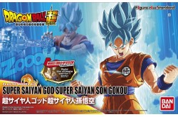 Figure-rise Standard Super Saiyan God Son Goku - 219546