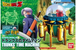 Figure-rise Standard Trunks' Time Machine Dragon Ball Z - 216395