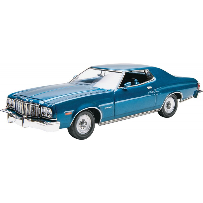 Revell '76 Ford Gran Torino Model Kits - 1/25 Scale | 85-4412 - Up Scale Hobbies