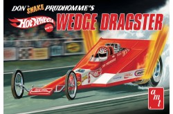 """1/25 Coca-Cola Don """"Snake"""" Prudhomme Wedge Dragster (Hot Wheels)"""