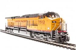 N Gauge GE AC6000 UP No. 7512 - 3432