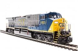N Gauge GE AC6000 CSX No. 625 - 3424
