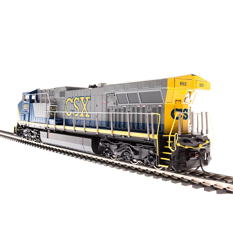 Csx Stock Quote: Broadway Limited N Gauge GE AC6000 CSX #636