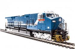 N Gauge GE AC6000 BHP Iron Ore No. 6076 - 3421