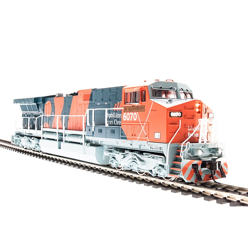 Bhp Stock Quote: Broadway Limited N Gauge GE AC6000 BHP Iron Ore #6072