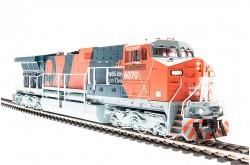 N Gauge GE AC6000 BHP Iron Ore No. 6075 - 3423