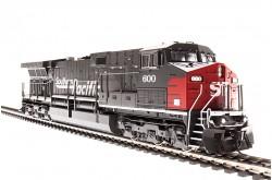 N Gauge GE AC6000 SP No. 600 - 3430