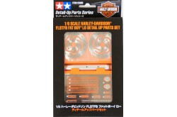 1/6 Harley Davidson Flstfb Fat Boy Detail Set - 12655